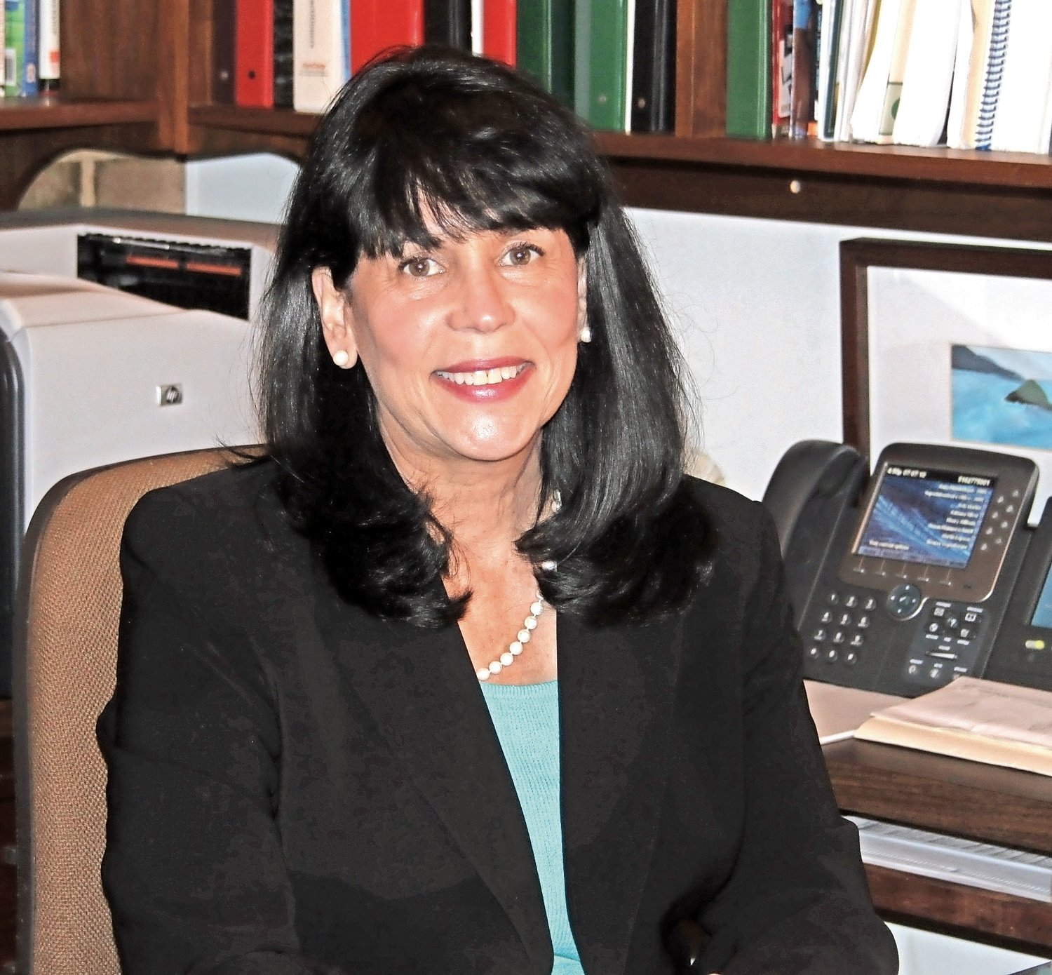 Dr. Anna Hunderfund, who said she would retire at the end of the school year, began working for the Locust Valley School District in 2008.