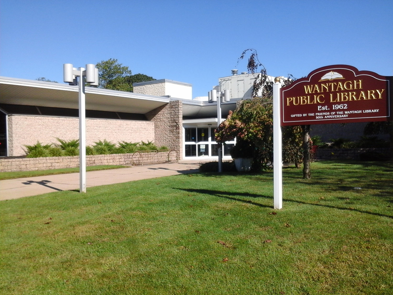 The Wantagh Public Library, part of the Nassau Library System, supports an American Library Association petition demanding that Macmillan not limit eBook sales to libraries.