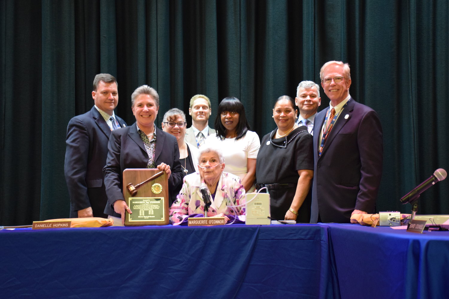 Courtesy Malverne School District