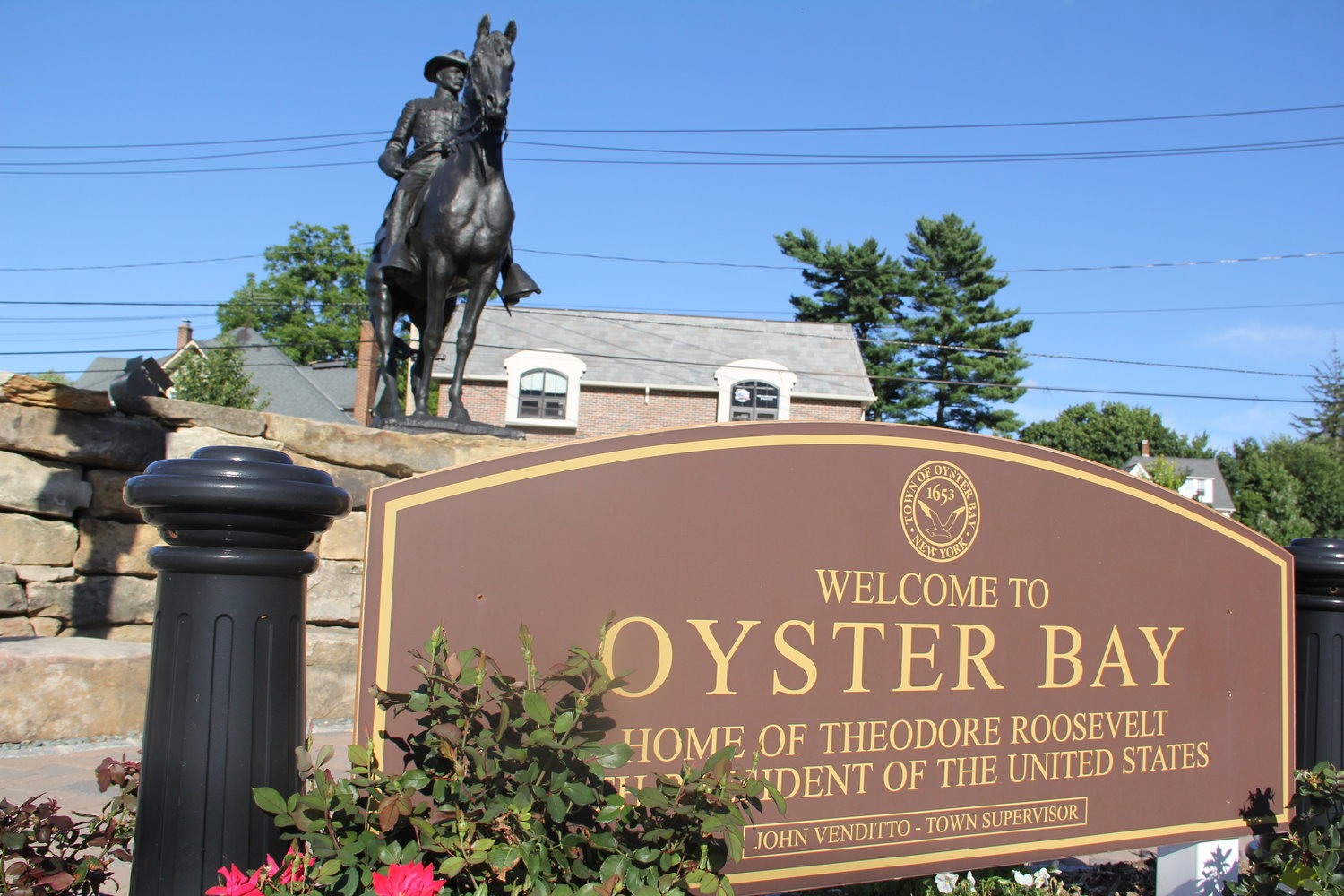 The Town of Oyster Bay Board recently passed a local law that allows meeting attendees to be charged with disorderly conduct for disrupting a town meeting.