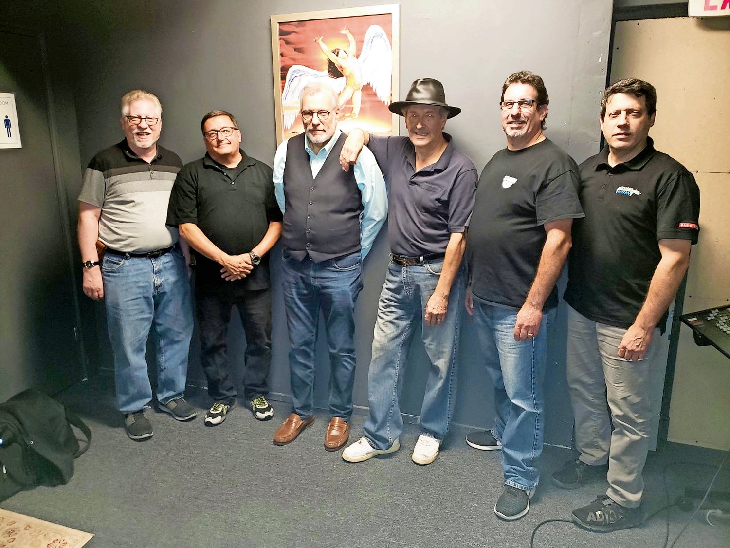 Local band Northern Lights will perform at the event. Above, from left, are Stu Siederman (brass, flute, vocals), Mark Strauss (keyboards, guitar), Rich Jankowitz (vocals, guitar), Joe Geremito (lead vocals, percussion), John Camastra (drums) and Norman Madnick (bass guitar, vocals).