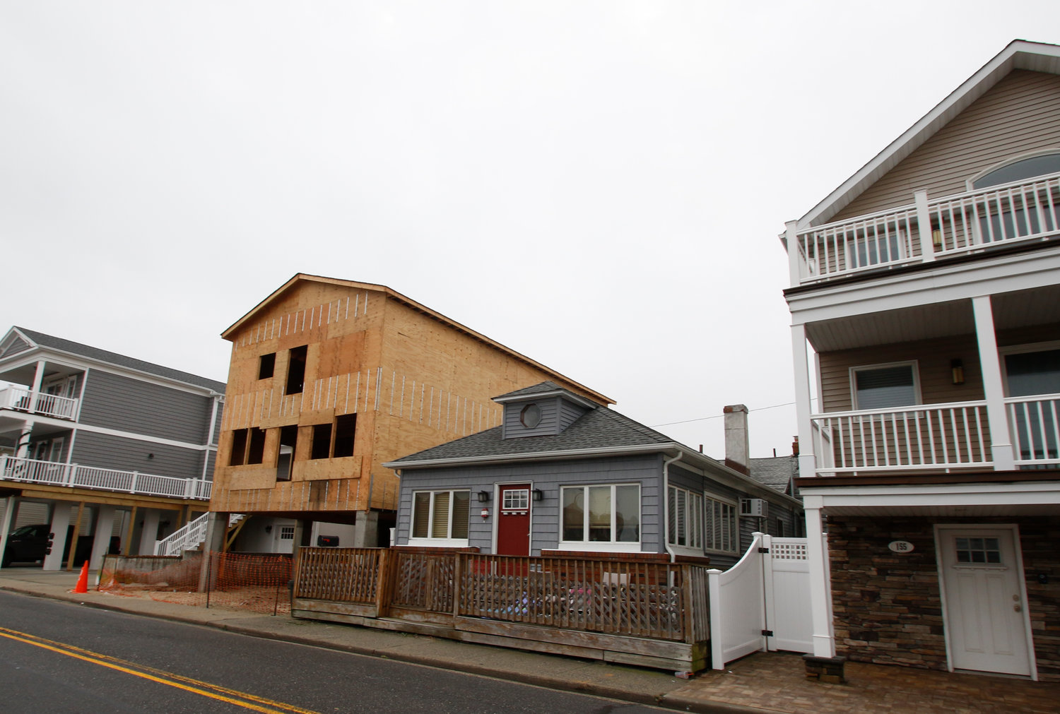 "Residents and officials say that NY Rising is ""clawing back"" thousands of dollars it awarded homeowners to help them elevate and rebuild their homes."