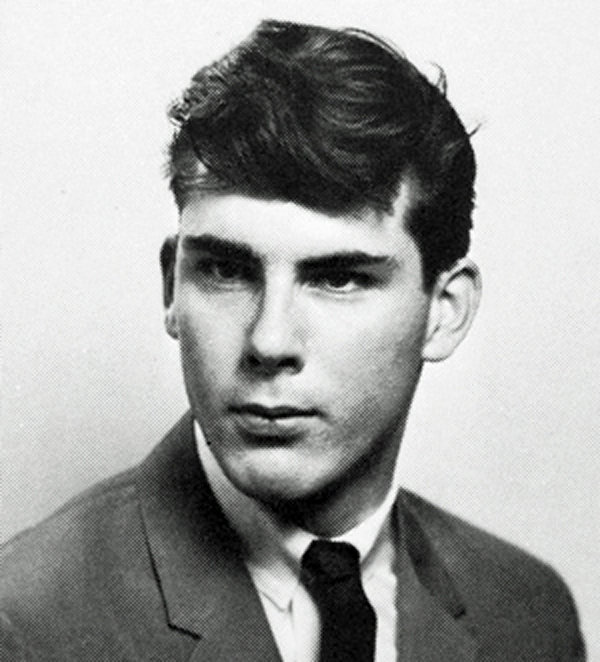 Robert Mason in the 1960s