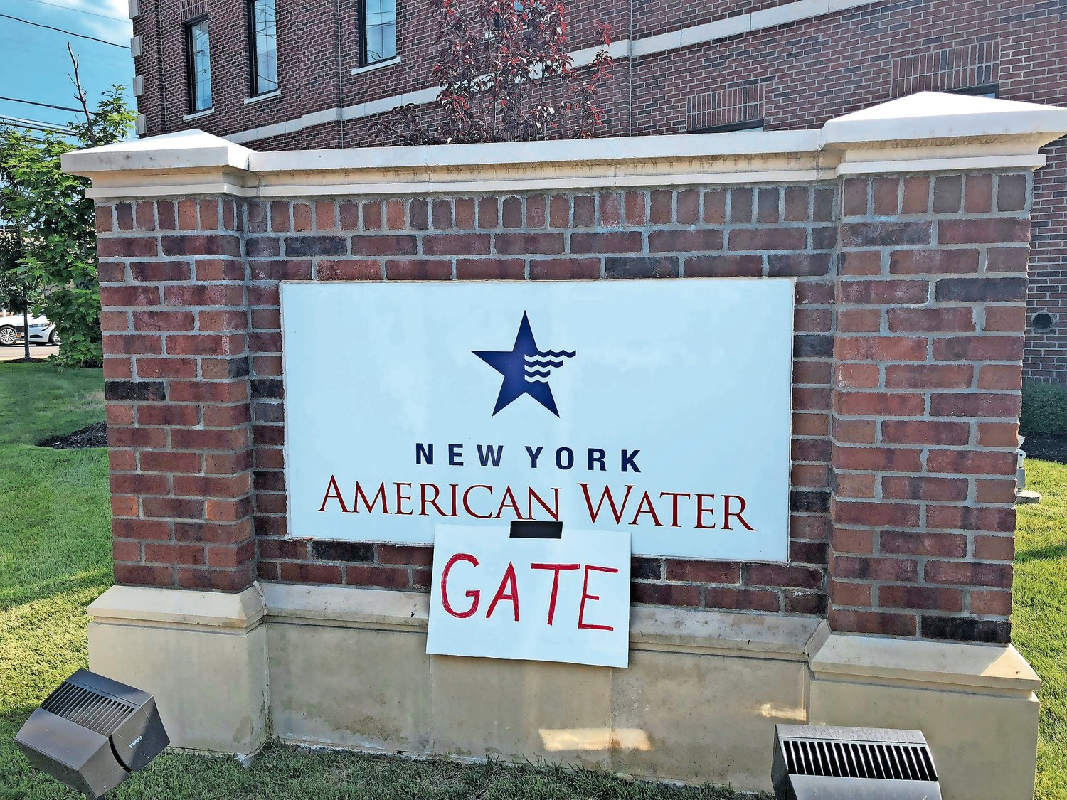 New York American Water sent ratepayers a rate increase notice, indicating that it needed additional revenue to cover production costs and property taxes that it pays.