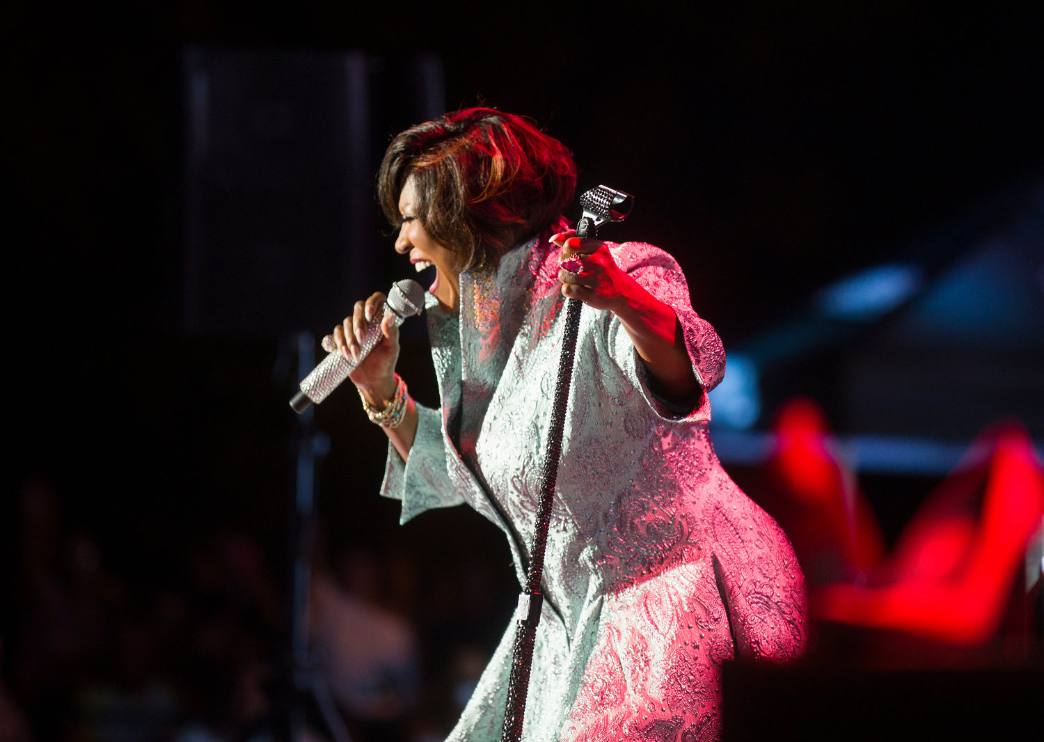 Patti LaBelle visits the Tilles Center stage on Nov. 9.