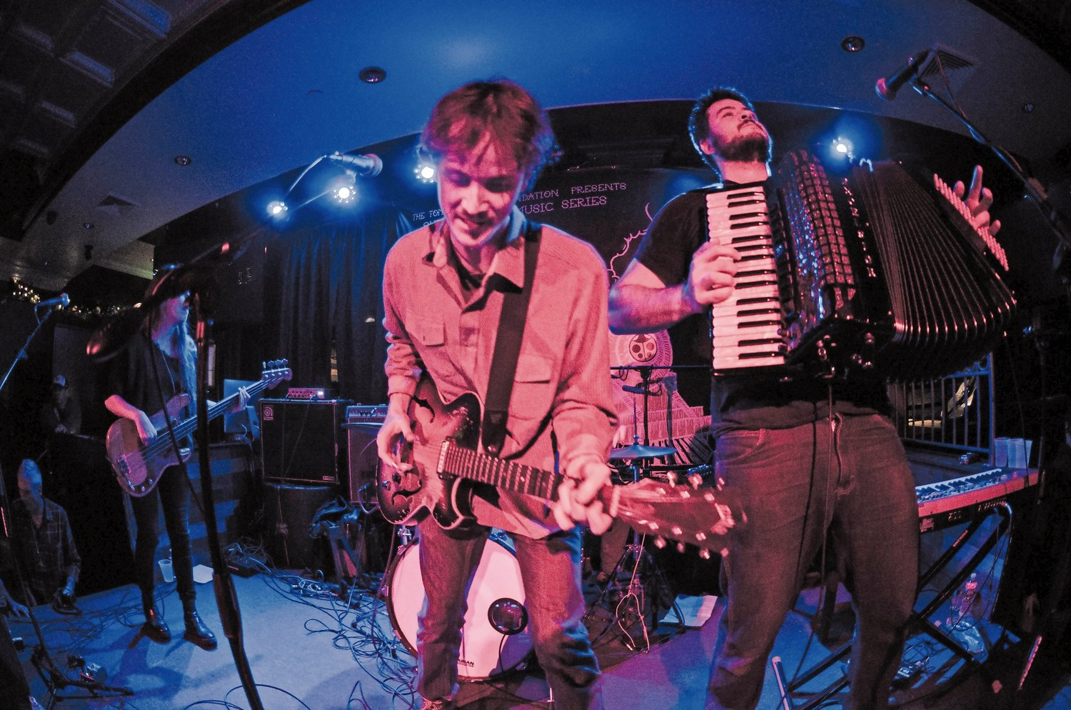The Felice Brothers will return to play for the Shine A Light Music Series for the fourth time.