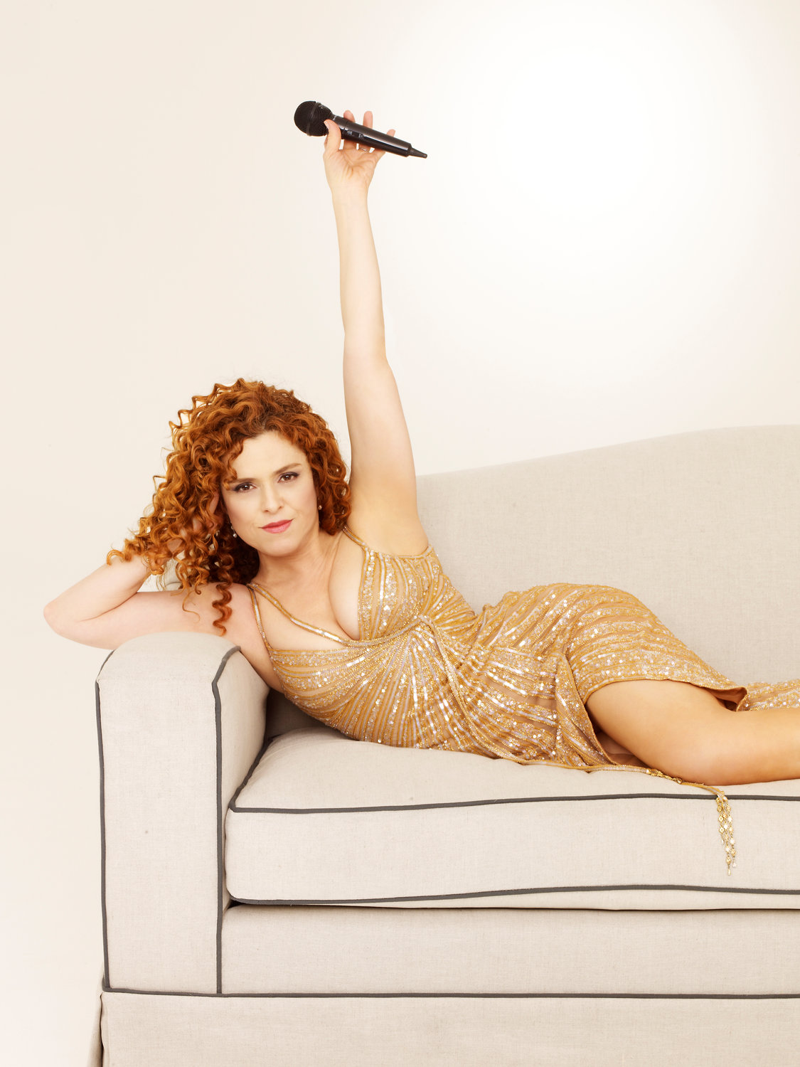 Bernadette Peters appears at Tilles Center on Nov. 16.