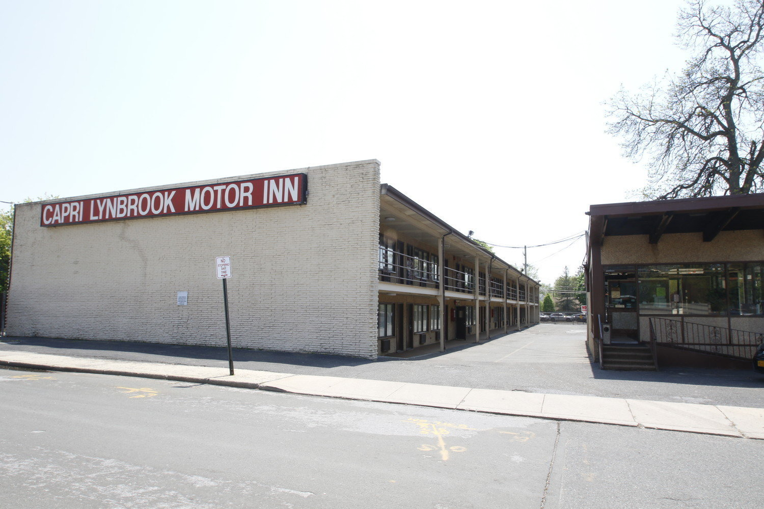 The Lynbrook Motor Inn, formerly the Capri, has for years been a neighborhood nuisance, according to village officials.