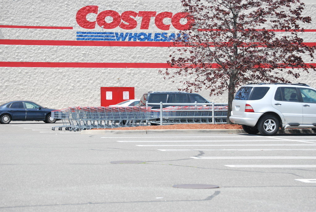 Nassau police arrested a Queens man for harassing two men and a child who threatened and yelled religious slurs at them in the Costco in North Lawrence on Dec. 8.