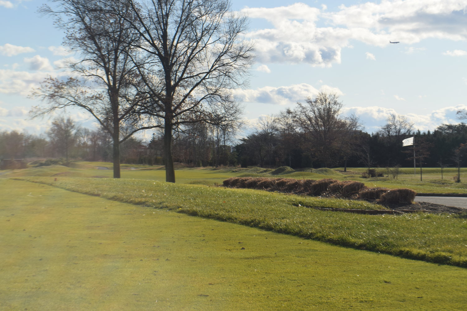 Seawane's golf course will undergo some improvements before the new season begins.