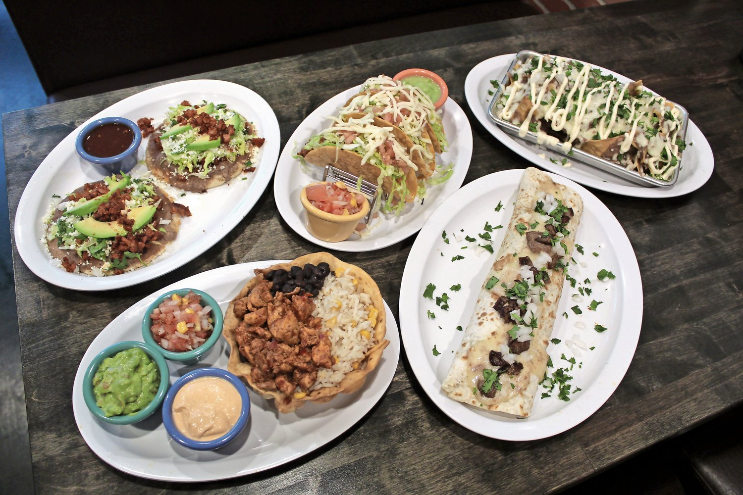 At Taco El Chingón in Bellmore, diners can savor authentic dishes direct from Mexico.