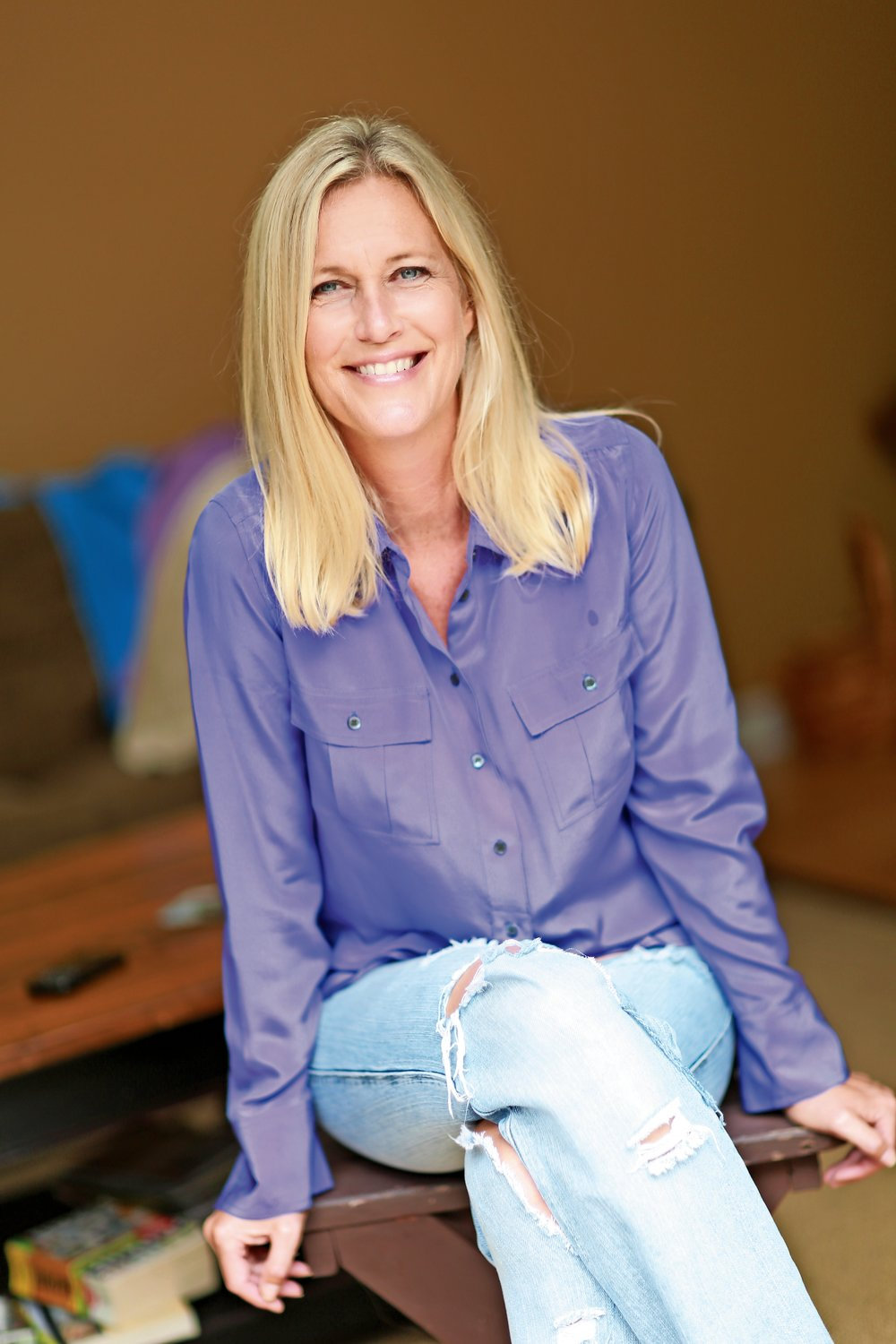 Laraine Gordon is eager to bring her expertise on wellness to the North Shore.