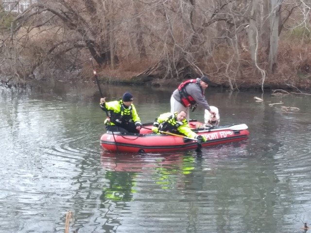On Dec. 27, the Freeport Fire Department was searching Milburn Pond for Jones.