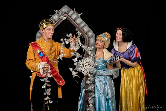 "Plaza Theatrical Productions ends the holiday season with ""A Fairy Tale Winter"" on Jan. 4-5."