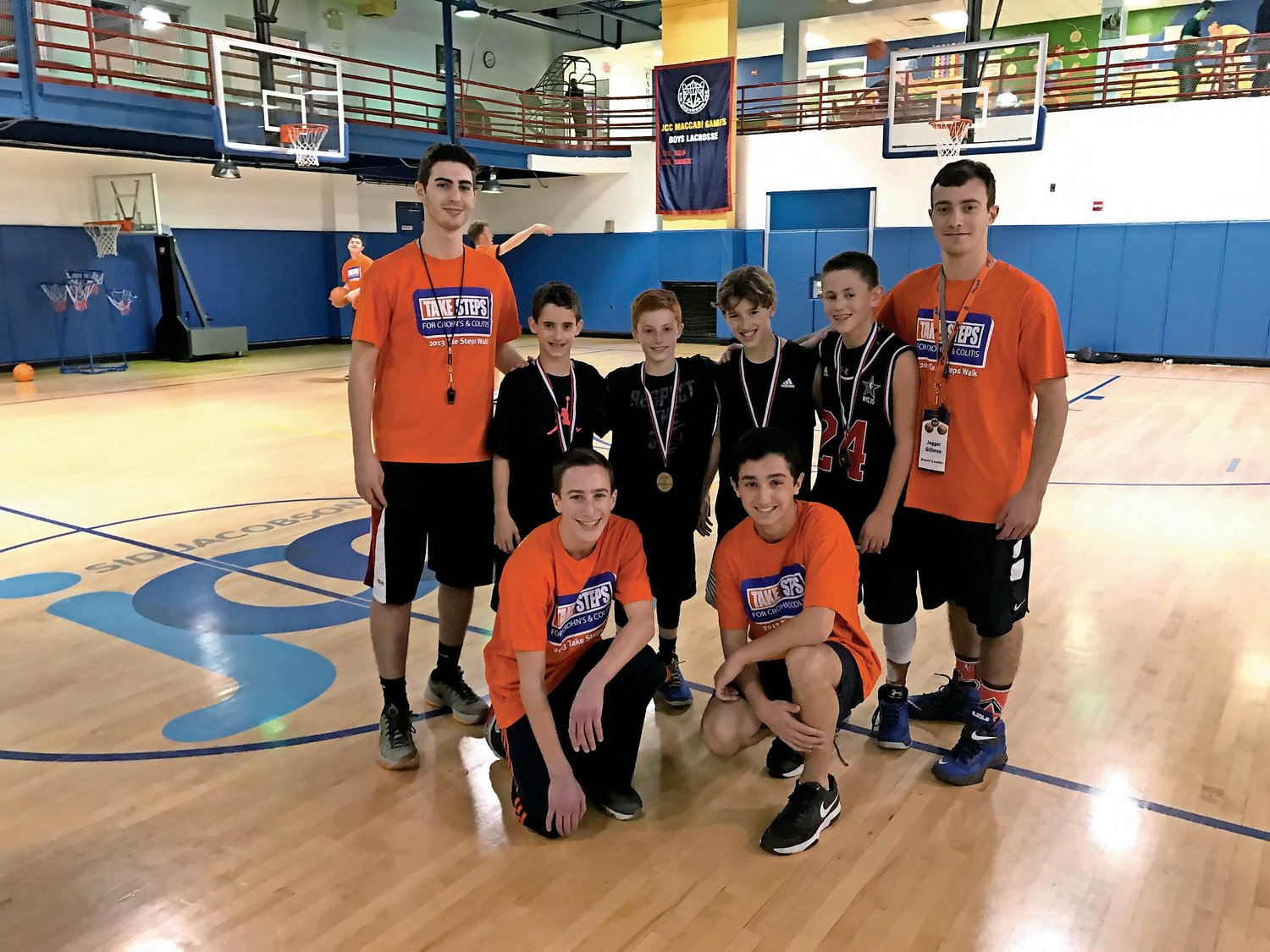 Hoops for Harrison has brought together basketball players of all ages since 2013.