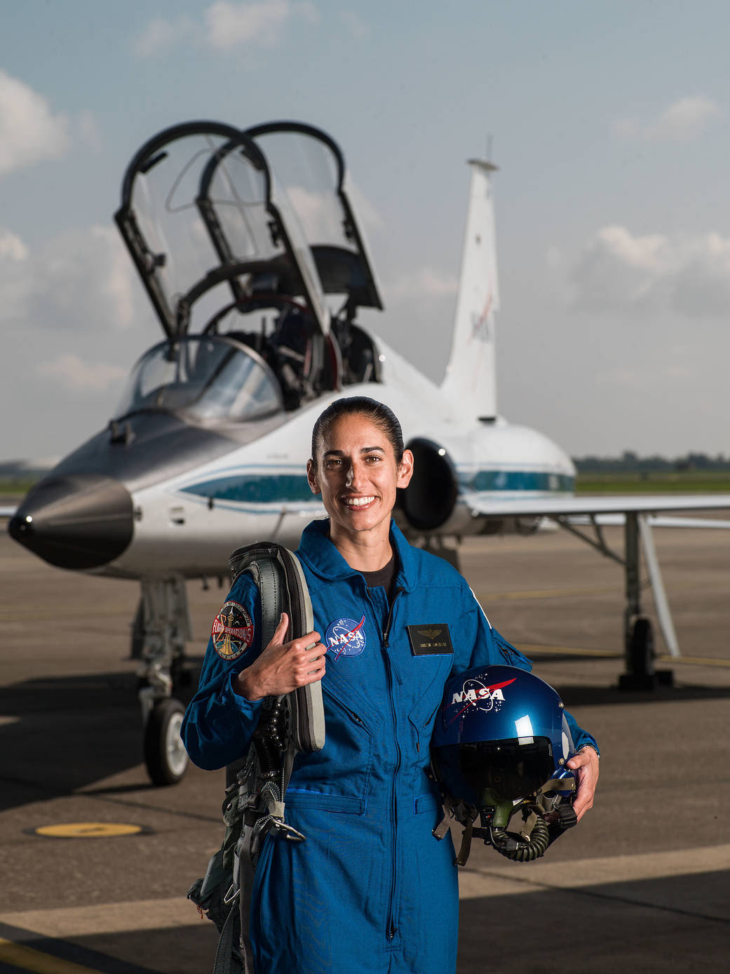 Jasmin Moghbeli, of Baldwin, is set to graduate from NASA's Artemis program Jan. 10.
