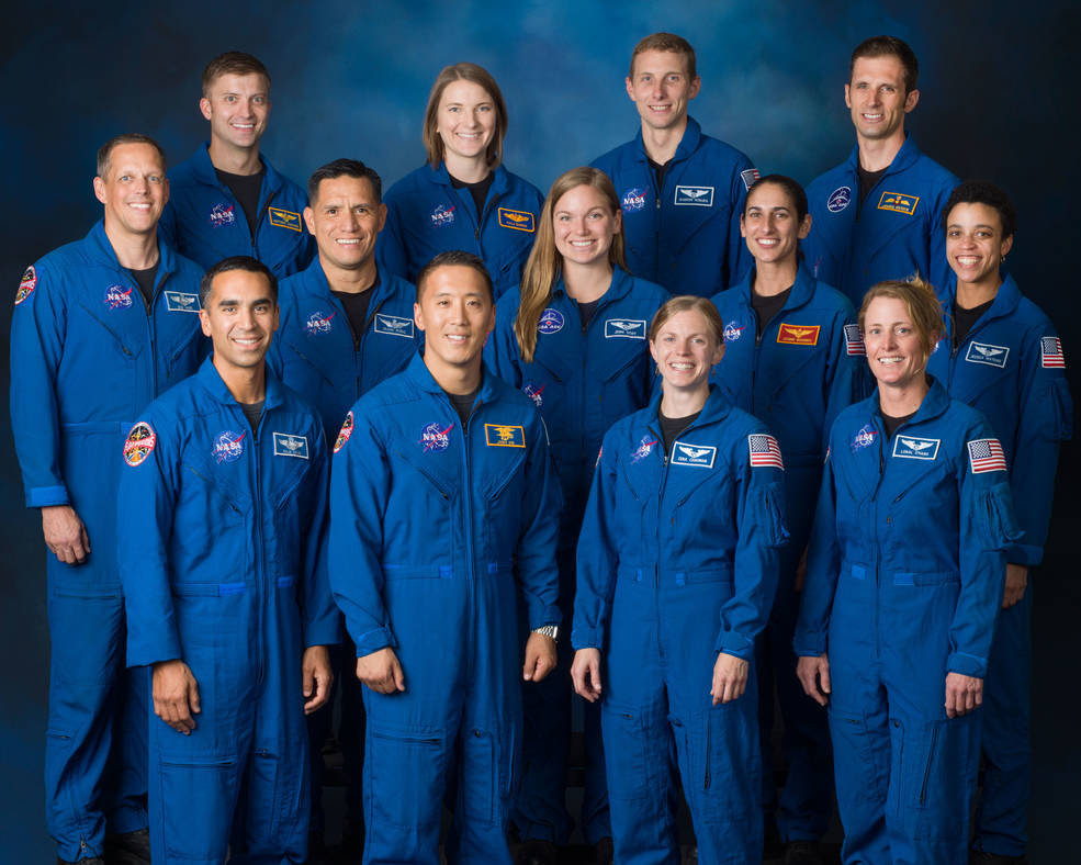 Moghbeli is part of the first class of astronaut candidates to graduate under the program.