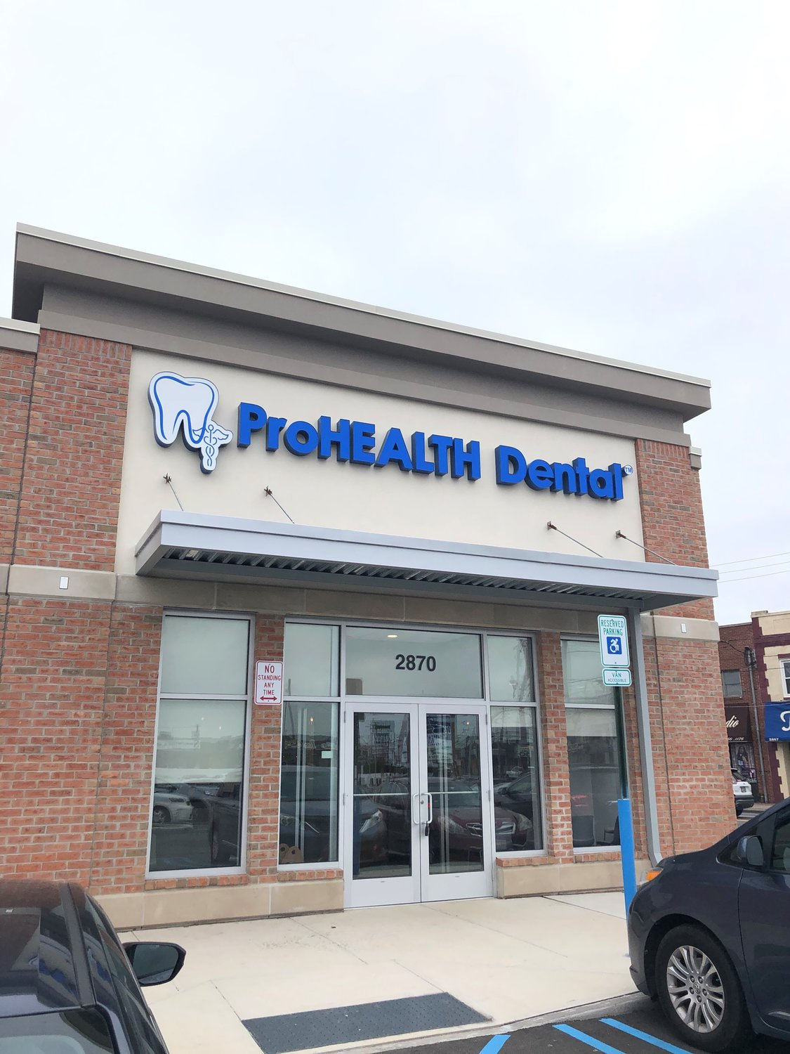 ProHEALTH Dental has opened an office on Long Beach Road in Oceanside.