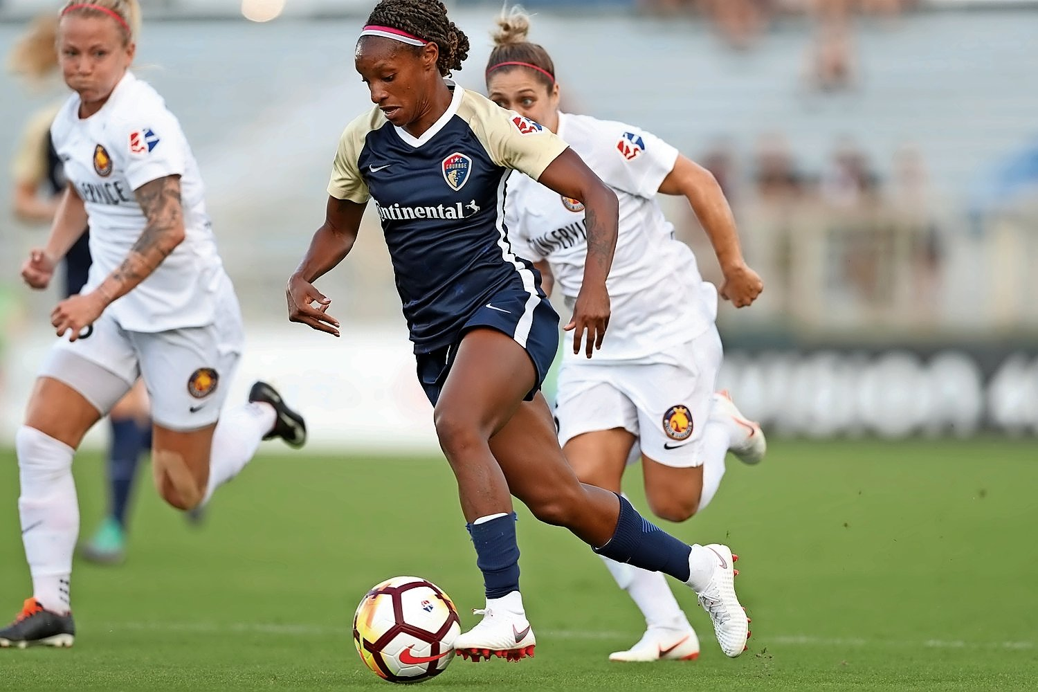 Rockville Centre native Crystal Dunn is receiving special recognition for helping lead Team USA to victory in the 2019 World Cup.