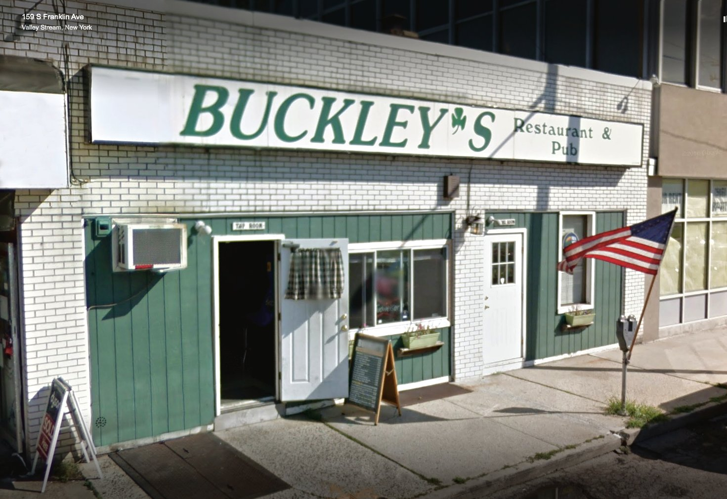 Buckley's Restaurant and Pub has been a part of the Valley Stream community since 1969.