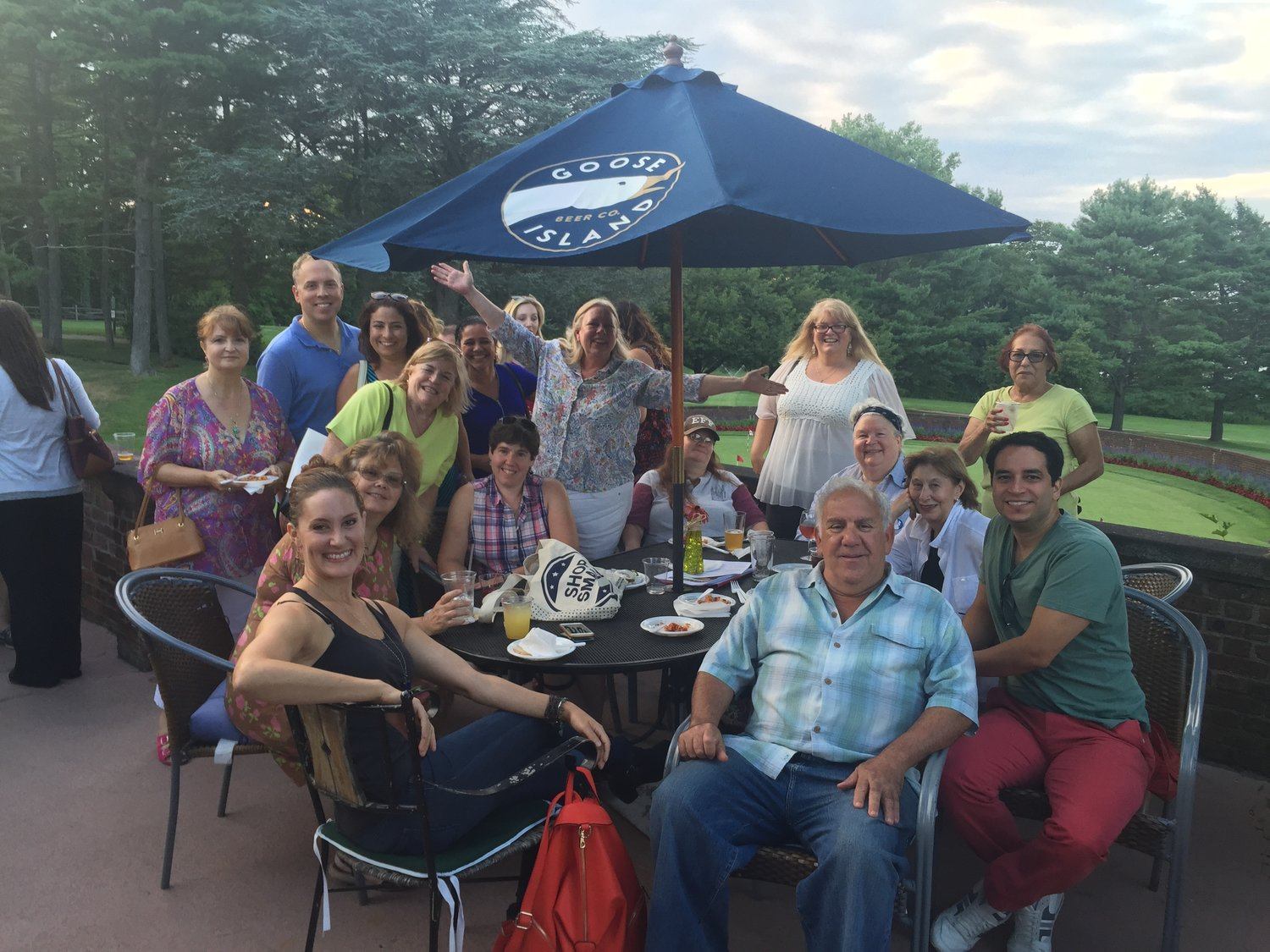 Events like the Happy Hour Fundraiser at the View Grill in Glen Cove have brought together local residents, business owners and leaders to benefit the community.