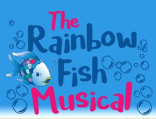 "Marcus Pfister's beloved book ""The Rainbow Fish"" takes on new life as a children's musical, presented by Plaza Theatrical Productions, Jan. 18-20."
