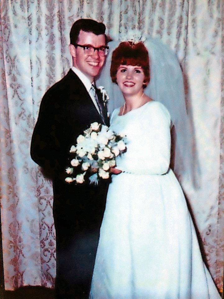 Larry Prendergast married Joan Bluight on Sept. 4, 1964.