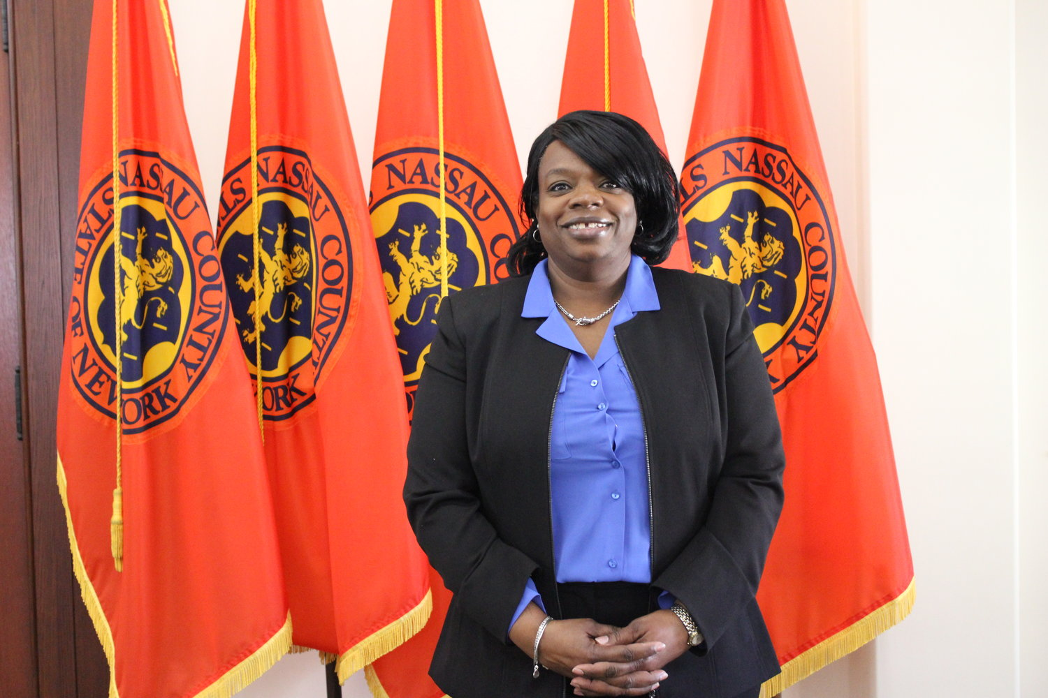Nassau County Sheriff Vera Fludd will retire at the end of January, and the county is interviewing roughly 10 candidates for the position, according to Christine Geed, a county spokeswoman.