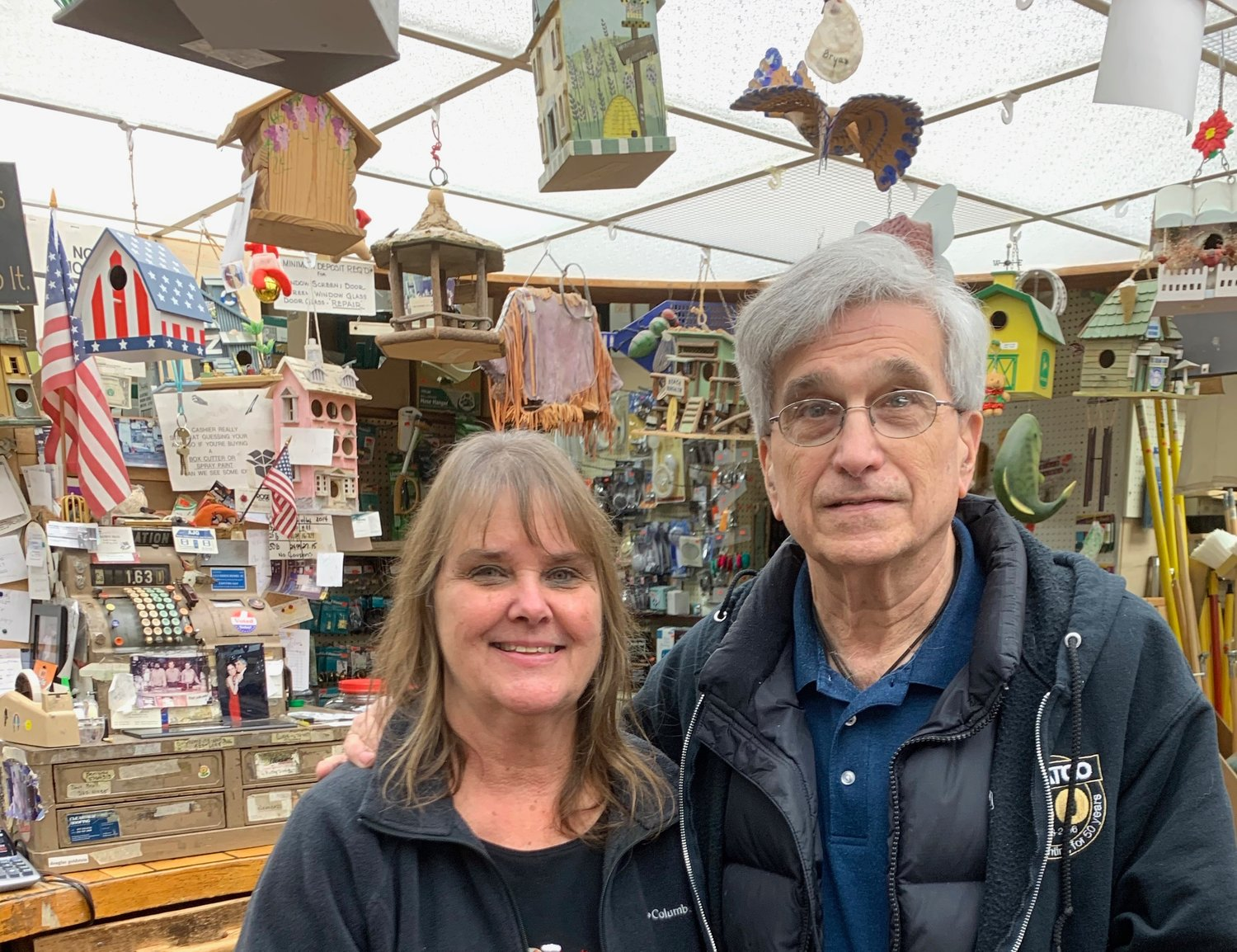 After operating Charles of Glen Cove for decades, Douglas and Sue Goldstein have decided to retire and close the popular hardware store.