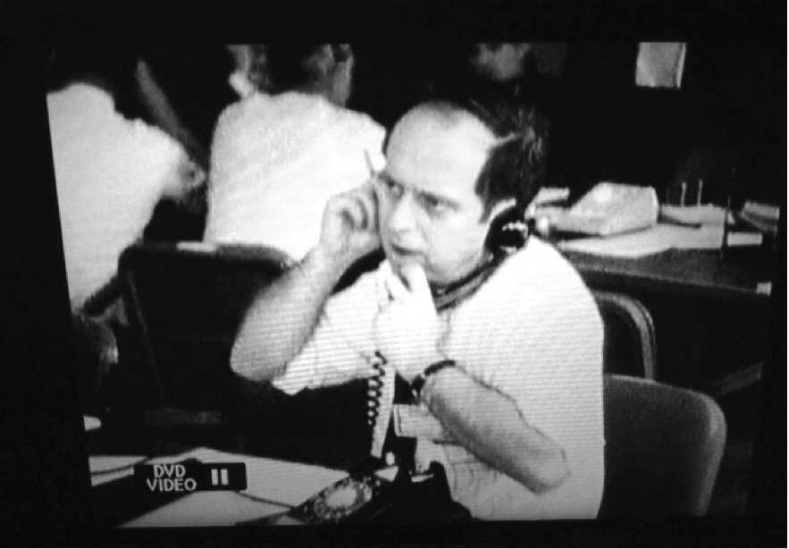 "Botwin briefly appears in the 1974 documentary, ""Houston, We Have a Problem,"" which detailed the behind-the-scenes drama as the Apollo 13 crew attempted an emergency return to Earth."