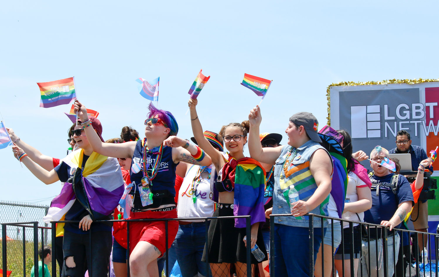 LGBT Network officials say that they will not have the pride festival in Long Beach this year.