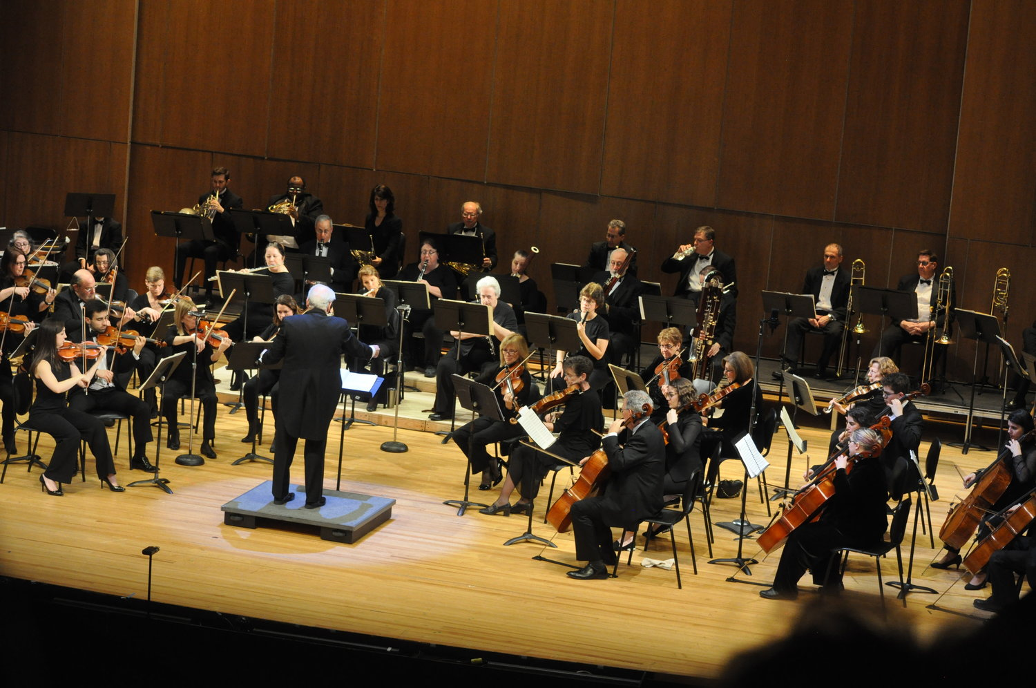 The South Shore Symphony visits the Madison Theatre on Feb. 8.