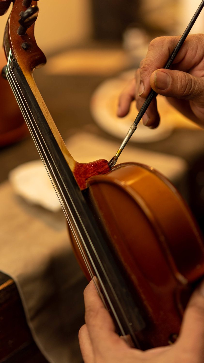 Kolstein's is home to the manufacturing and repairing of a wide range of stringed instruments.
