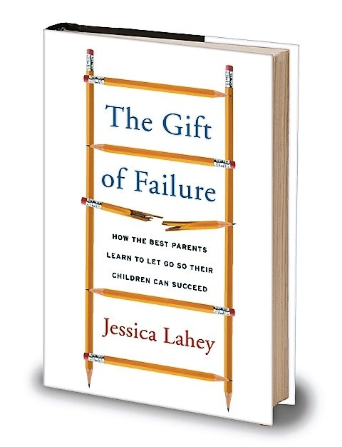 "Jessica Lahey, author of ""The Gift of Failure,"" will speak at the Parent University Saturday Symposium at Oceanside Middle School on March 14."