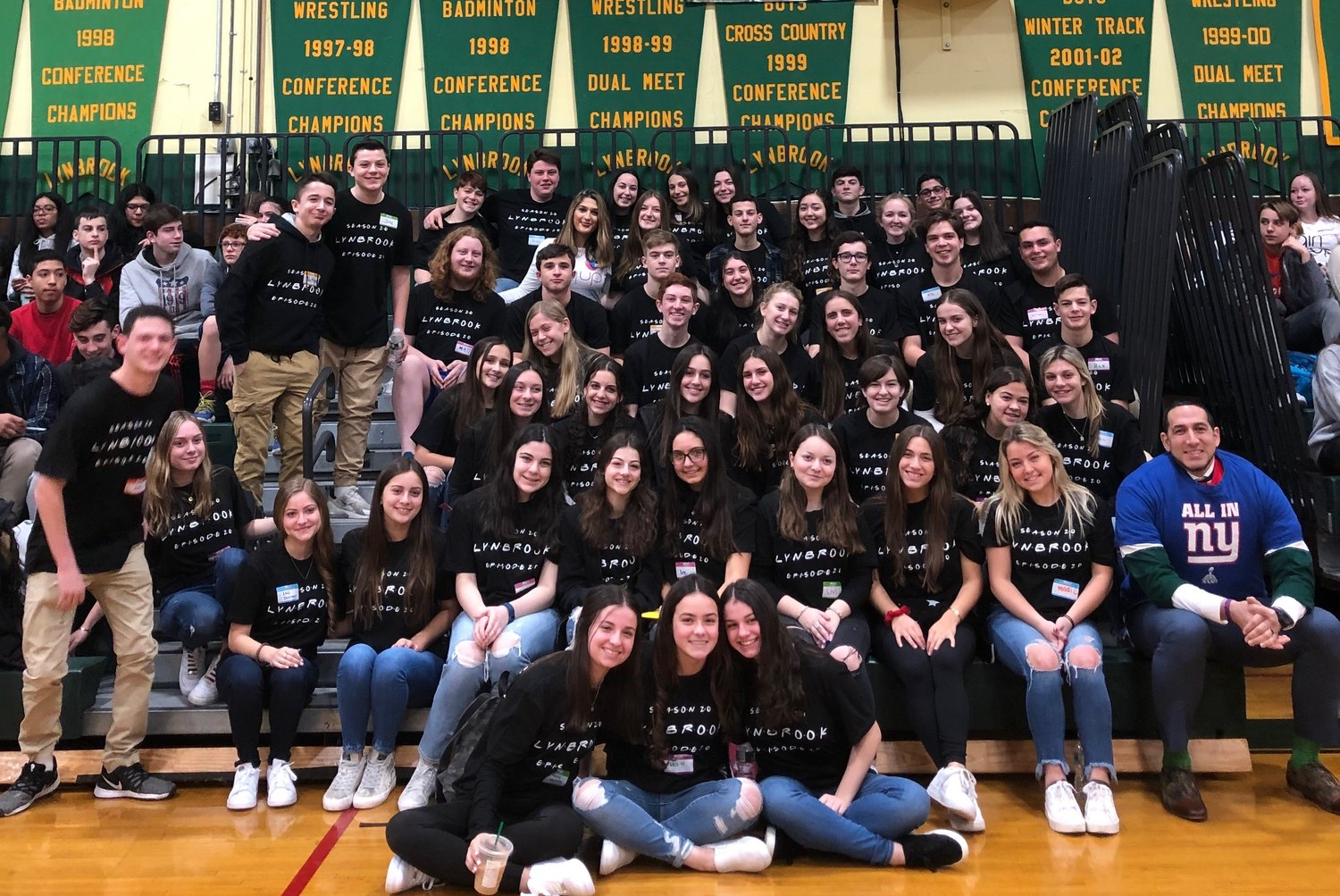 Lynbrook High School's Student Government Association hosted its annual Human Relations Day on Feb. 13.