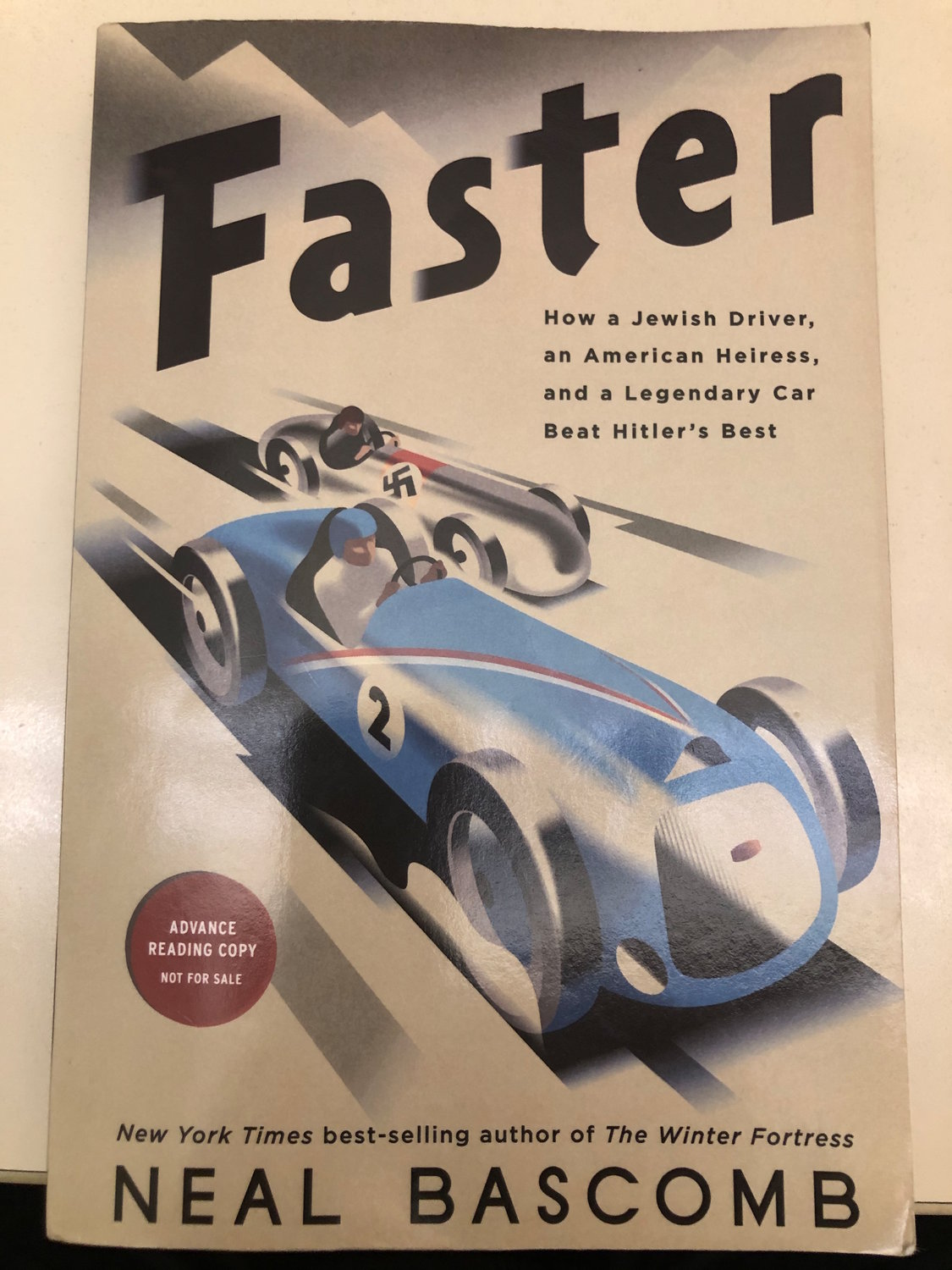Neal Bascomb's nonfiction work 'Faster' recalls a long ago true story that blends culture, sports and politics.