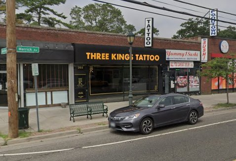 Three Kings Tattoo in Merrick will also offer gift certificates to clients through the closure.