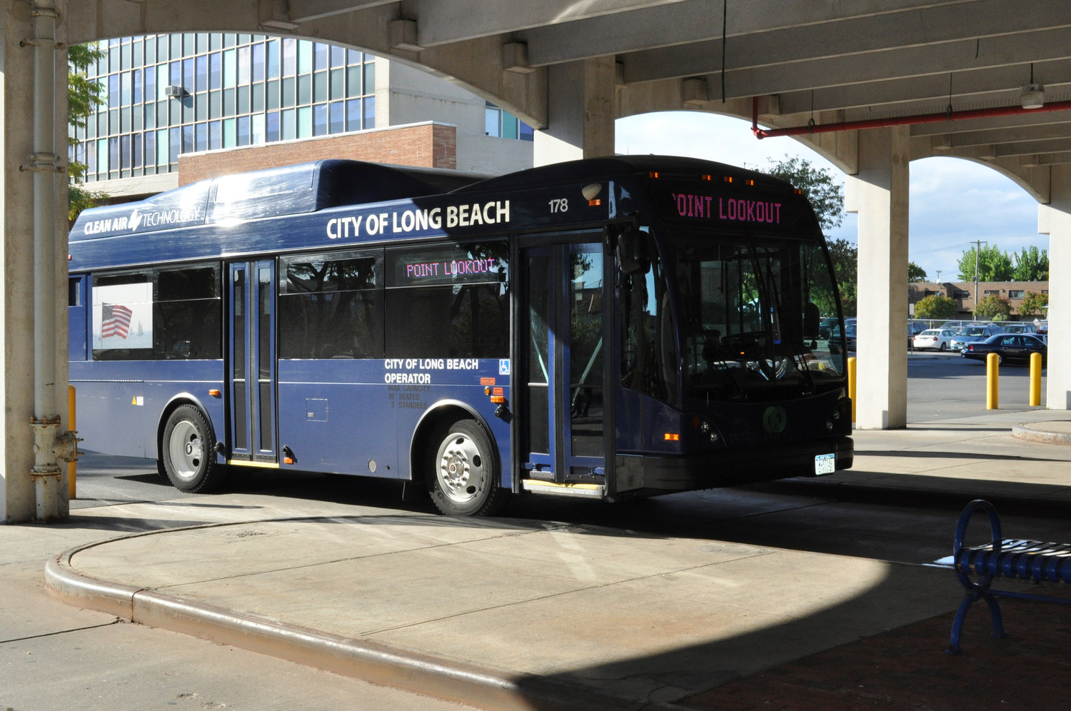 Long Beach buses will be running at a special schedule starting March 30.