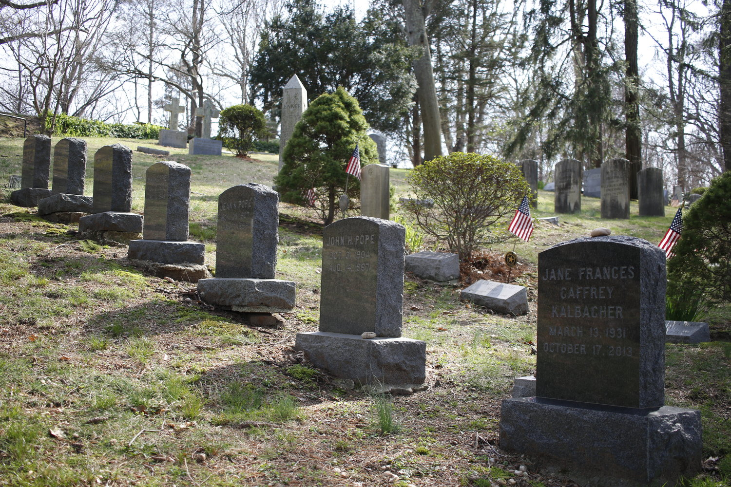 Cemeteries do not have uniform rules when it comes to burials during the coronavirus pandemic.