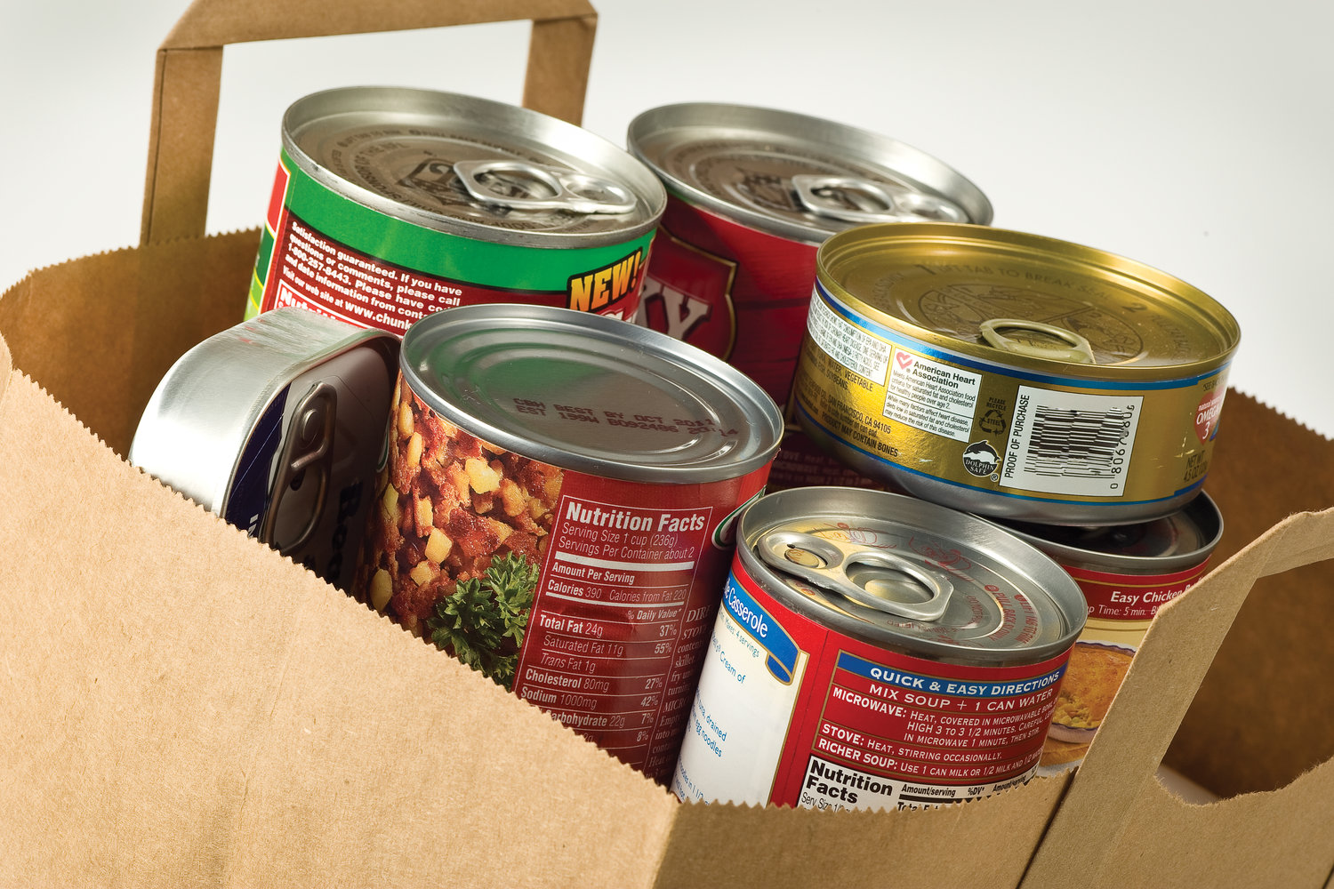 State Assemblywoman Judy Griffin partnered with Long Island Cares to host a virtual food drive, which will run until the end of the month.