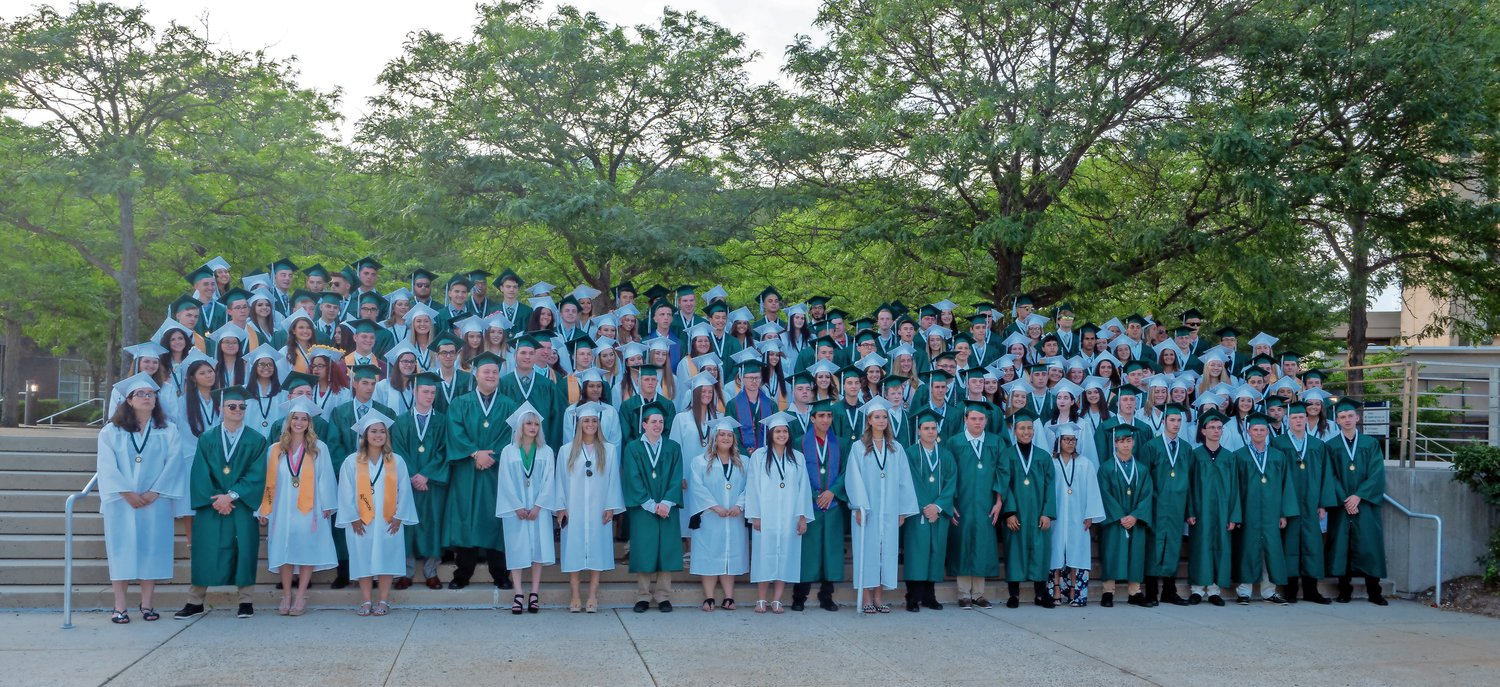 Administrators in the Seaford and Wantagh school districts are still uncertain how they will honor the graduating class of 2020, but they know the ceremonies will differ from last year's commencement.