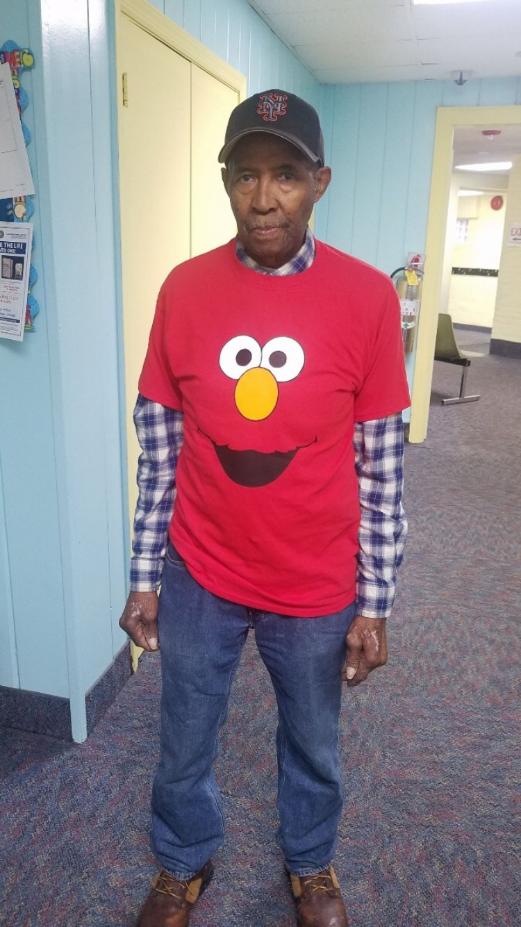 "The students at the JCC nicknamed Wilder ""Elmo"" because they mispronounced his first name, and he frequently dons a shirt of the ""Sesame Street"" character as part of the joke."