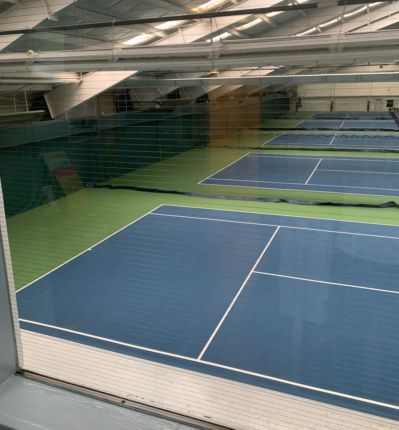 Unlike outdoor tennis facilities, Carefree Raquet Club, which features seven tennis courts and four pickleball playing surfaces, wasn't permitted to open May 15.