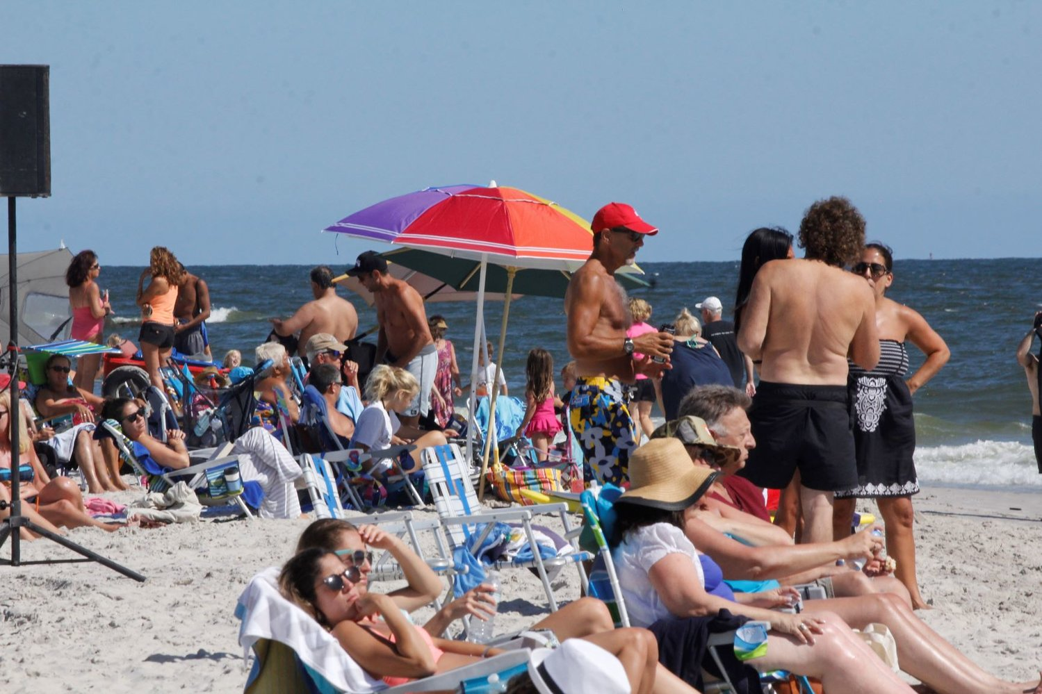Long Island beaches will be open for Memorial Day weekend, Gov. Andrew Cuomo said.