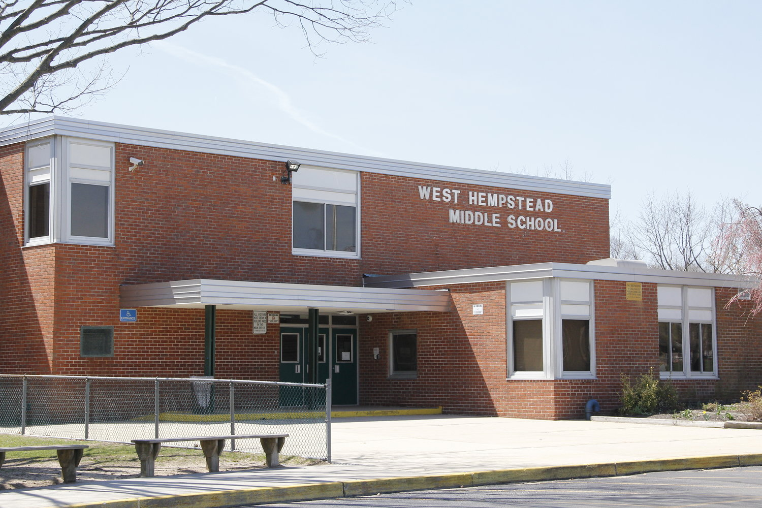 The West Hempstead School District Board of Education adopted its proposed 2020-21 budget at the middle school on May 19.