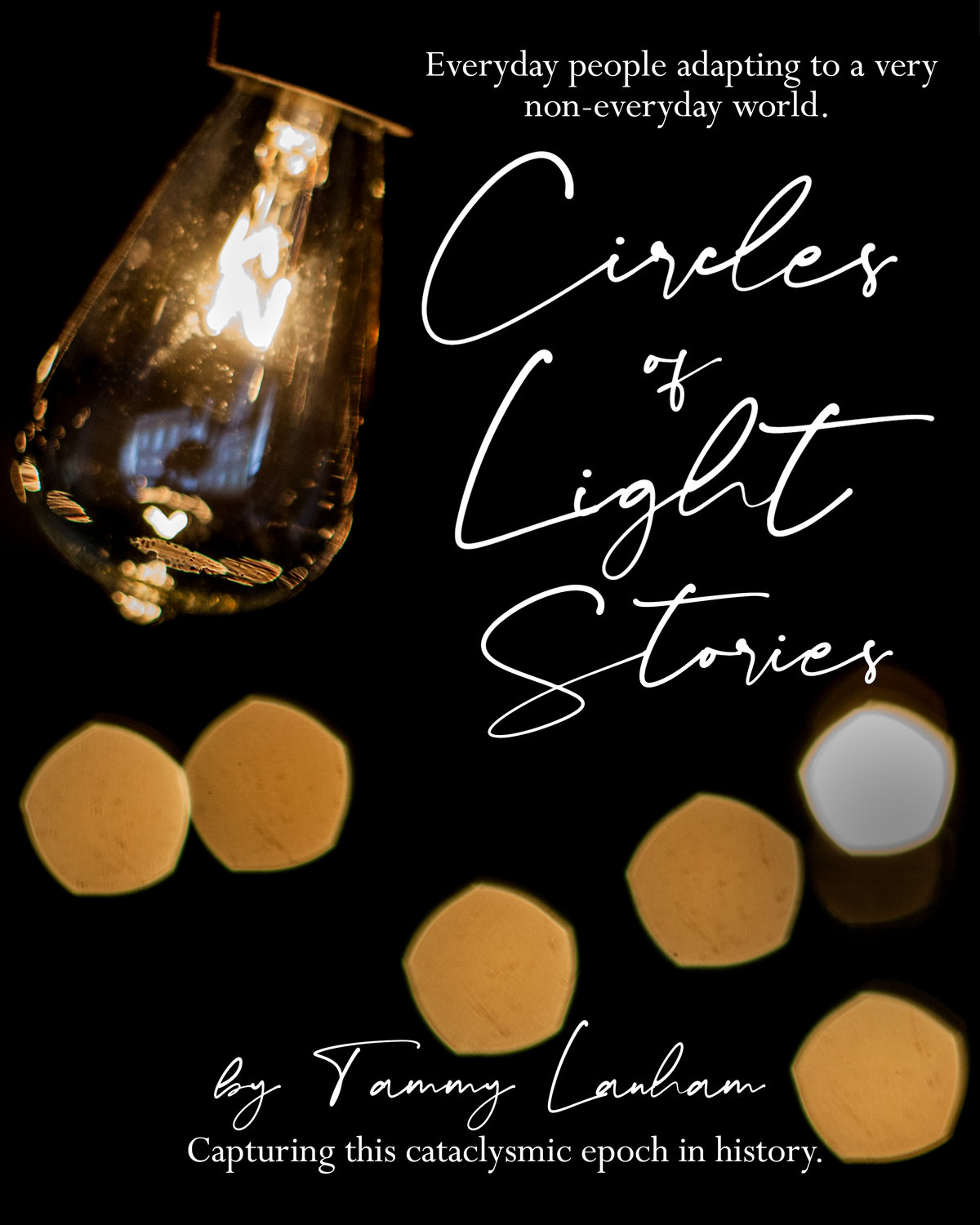 "Tammy Lanham has put together a book of photographs and stories of families and individuals across Glen Cove. The book, ""Circles of Light,"" is available now."