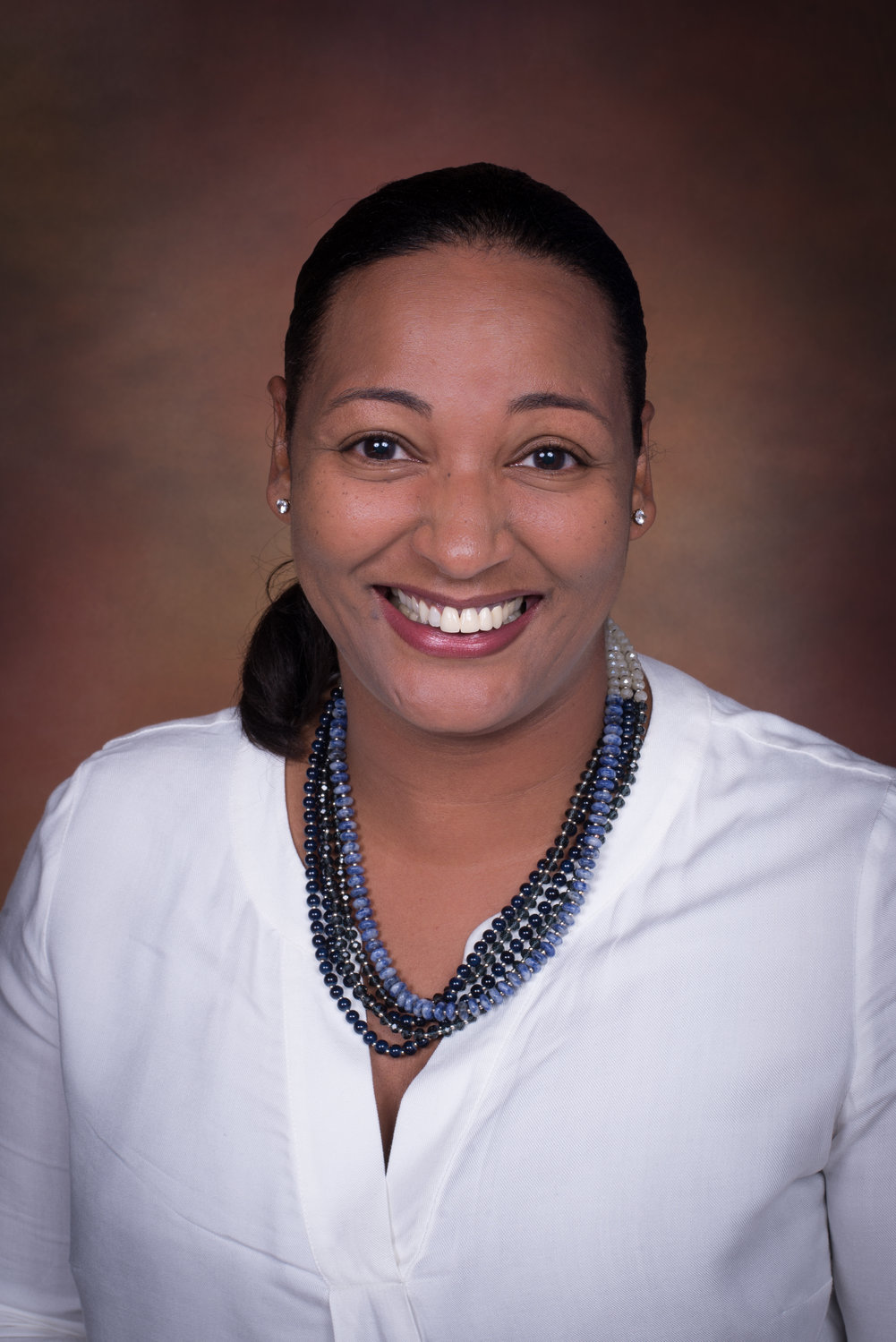 Tiffany Capers is running for the seat vacated by Karen Taylor Bass.
