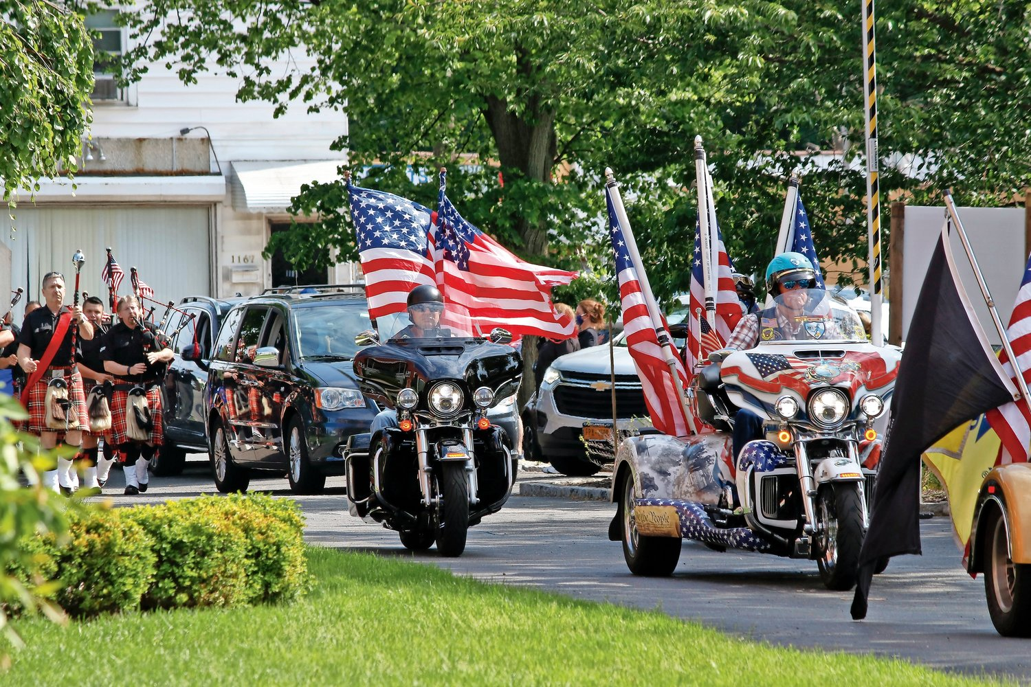 Photos Christina Daly/Herald