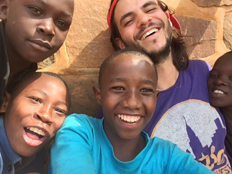 Oceanside native Jason Steinberg founded the International Sports and Music Project to bring sports and music to children facing hardship around the globe. Amid a hunger crisis in Uganda during the coronavirus pandemic, his company has shifted to emergency food relief.