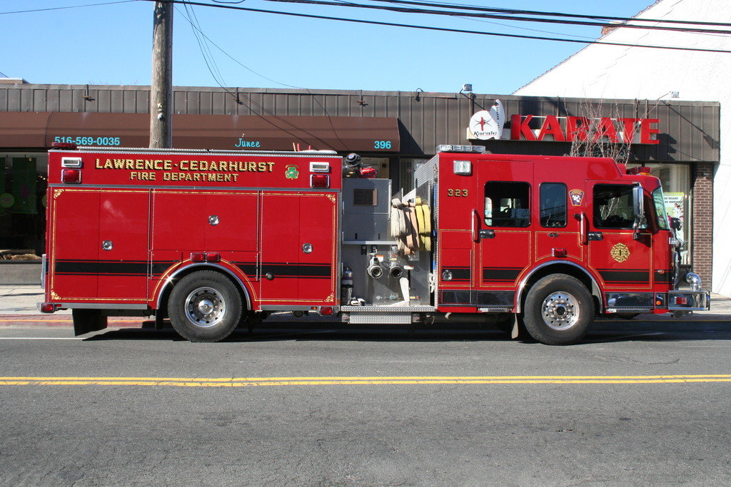 The Lawrence-Cedarhurst Fire Department will conduct a training exercise at the intersection of Church Avenue and West Broadway from 10 a.m. to noon in Cedarhurst.